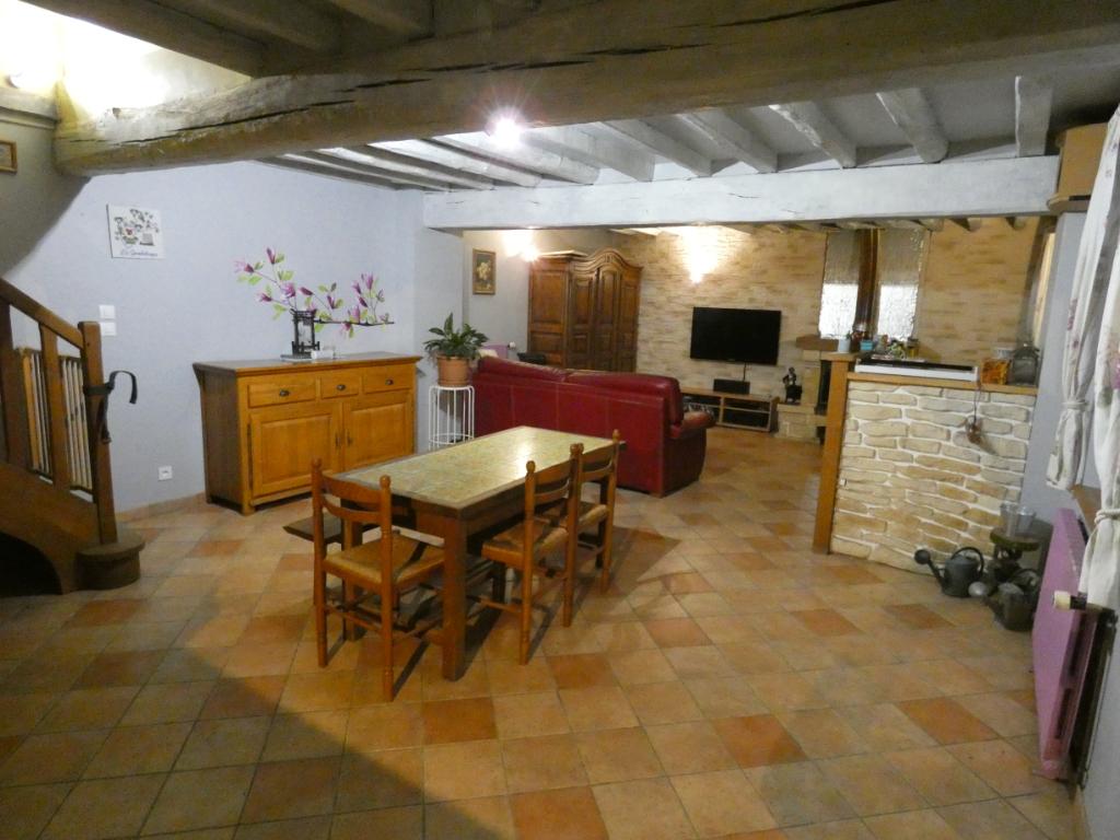 Longère 150 m² + studio indépendant