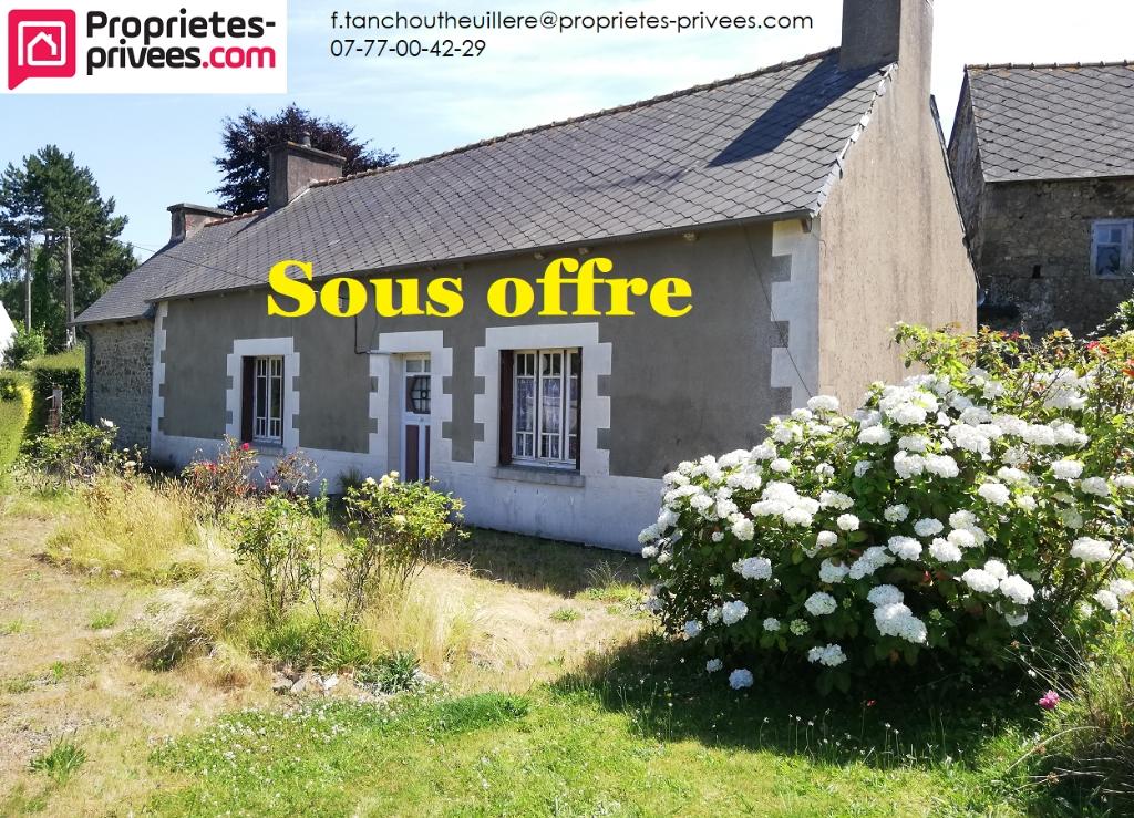 Tréguidel 22290 - Maison 75 m2 - 3 pièces