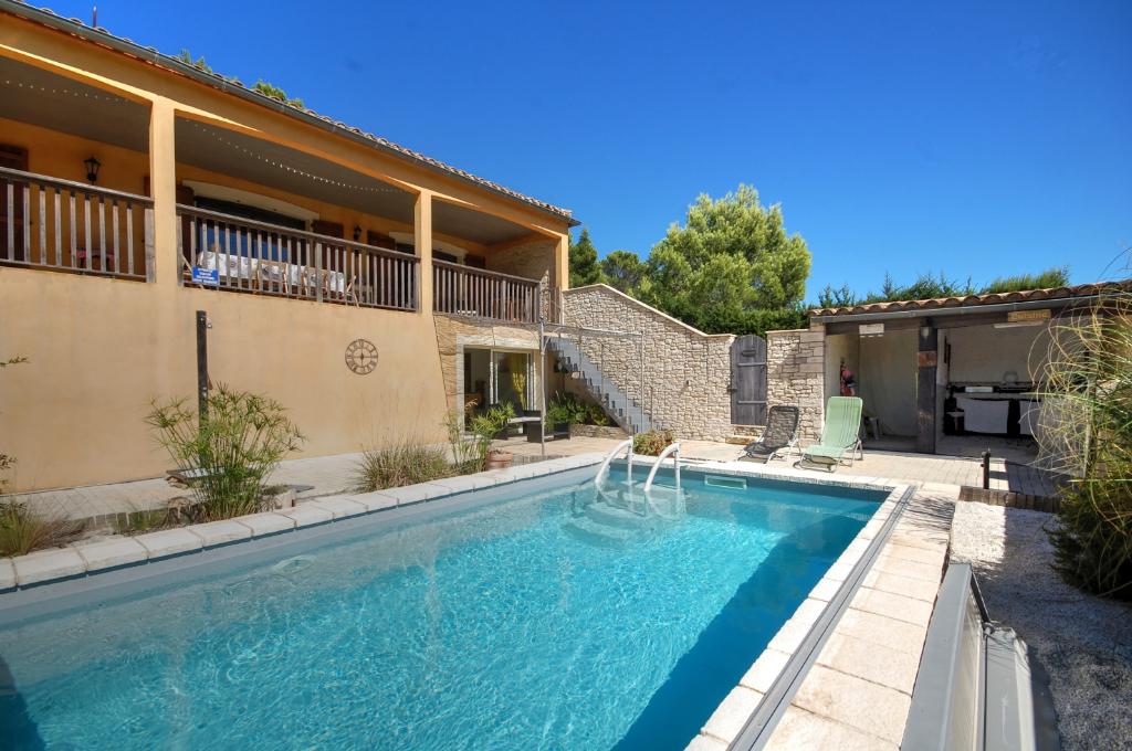 Maison piscine et gîte 10 pièce(s) 200 m2