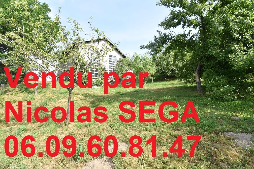St Pal de Mons, 43620, atelier de 95 m² sur 1650 m² de terrain constructible