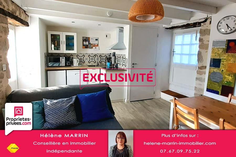Maison La Turballe 2 pièce(s) 40 m2 env