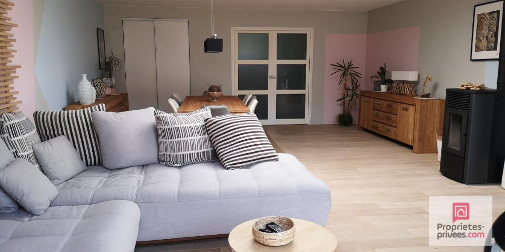 Maison Wattrelos Secteur Campagne, 3 chambres, jardin, double garage