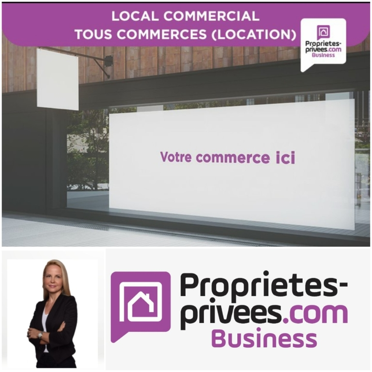 BAIE-MAHAULT  LOCAL COMMERCIAL 65  M2
