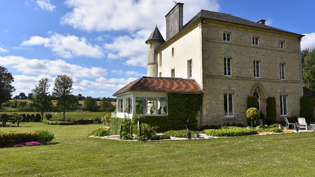 Bayeux : Demeure de prestige