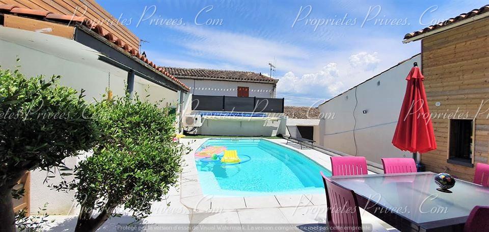 Maison 7 pièce(s) 155 m2 avec piscine centre ville Castelnaudary