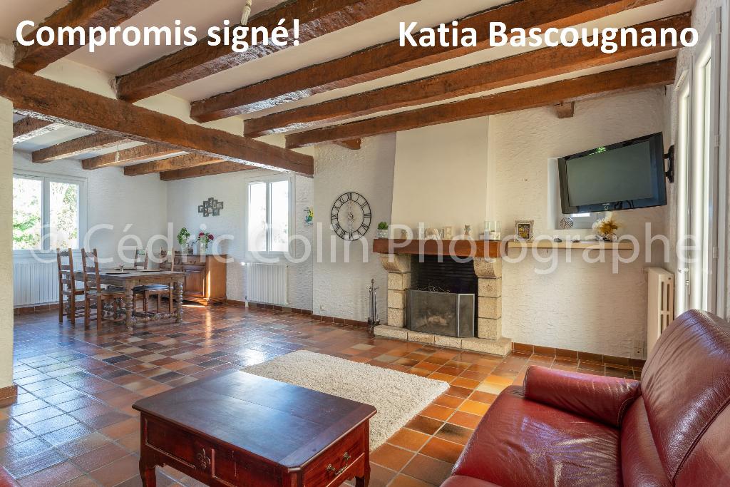 Maison 5 chambres 180m², La Chapelle Basse Mer (44450)