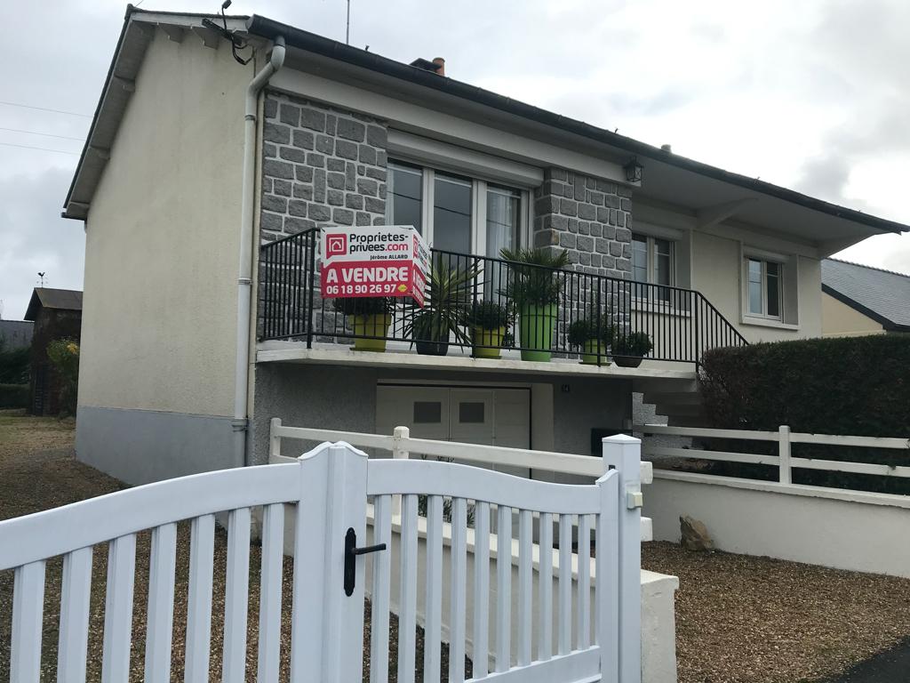 Maison Morannes Sur Sarthe 4 pièce(s) 73 m2
