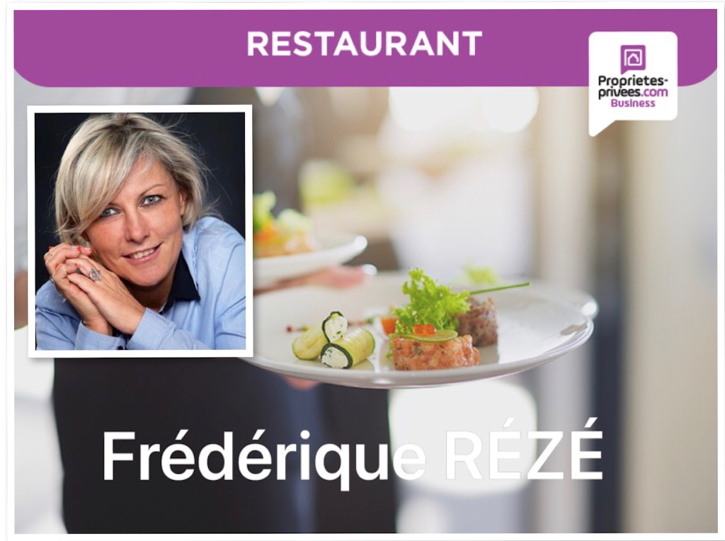 92800 PUTEAUX - RESTAURANT 32 PLACES ASSISES