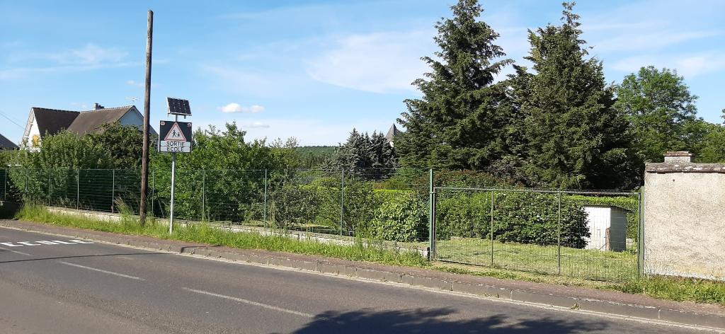 Terrain constructible 724 m2