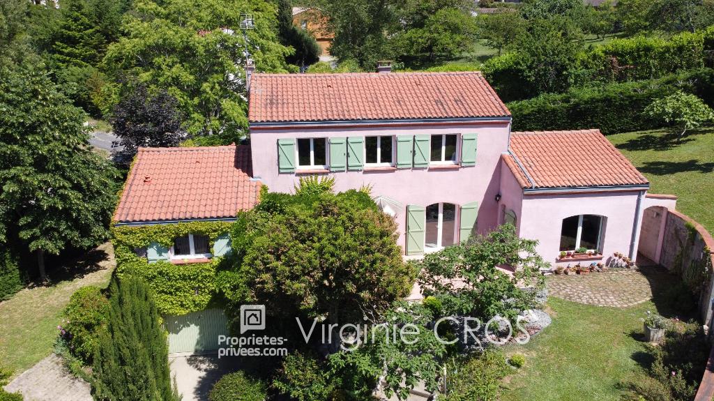 Maison d'Architecte T7 Montastruc La Conseillere 180 m2