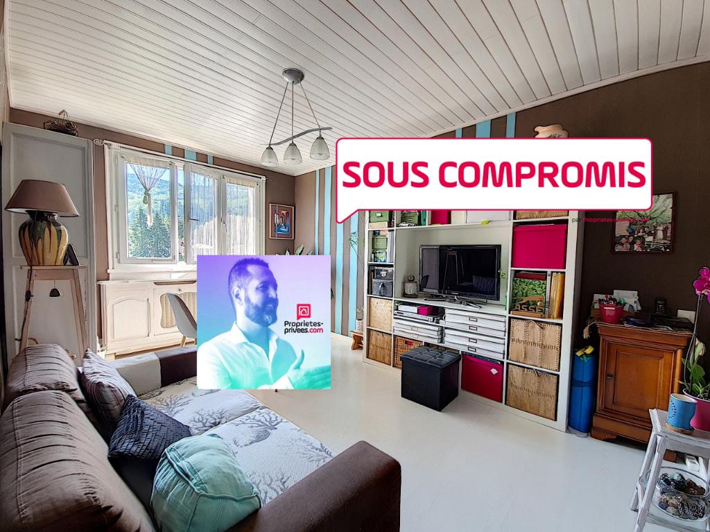 Appartement Saint Etienne la perrotiere 2 pièce(s)