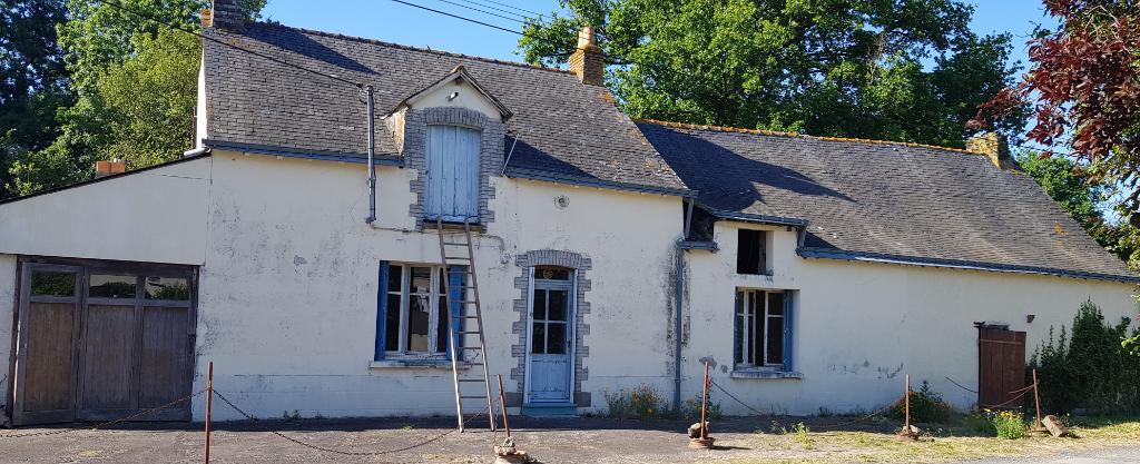 Maison à rénover à Héric 44810 5 pièce(s) 217m2 159 000 euros HAI
