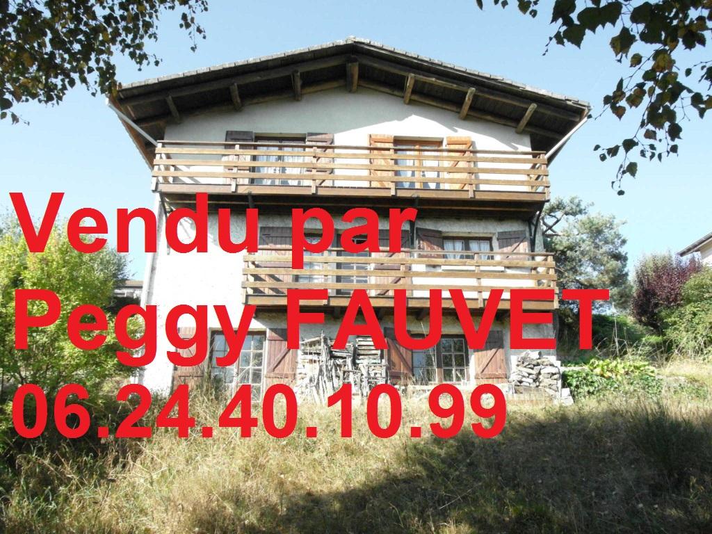 Saint Genest Malifaux Maison 5 pièce(s) 89 m²