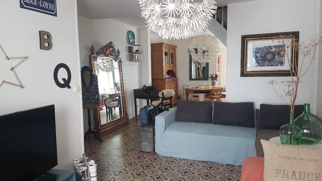 Charmante maison rénovée centre ville 4 chambres