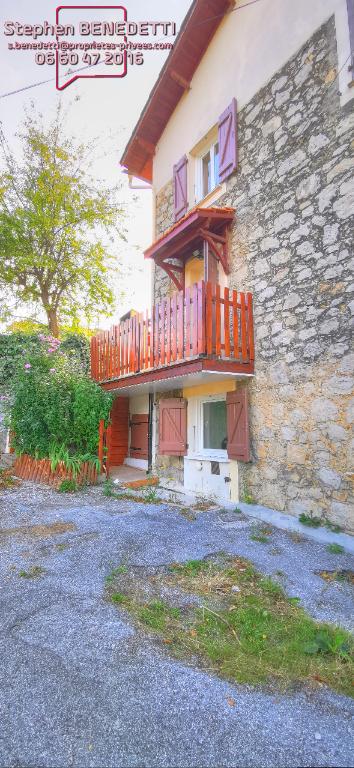 Levens - Maison provençale 4 pièces 48 m² idéal gîte de vacances