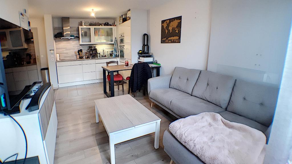 Appartement 3 pièces pour investisseur