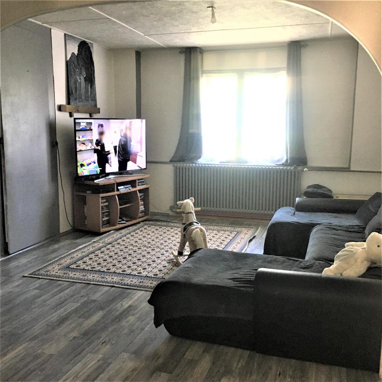 39400 Morez - Maison de 320 m² au sol avec 10 pièces, plus jardin