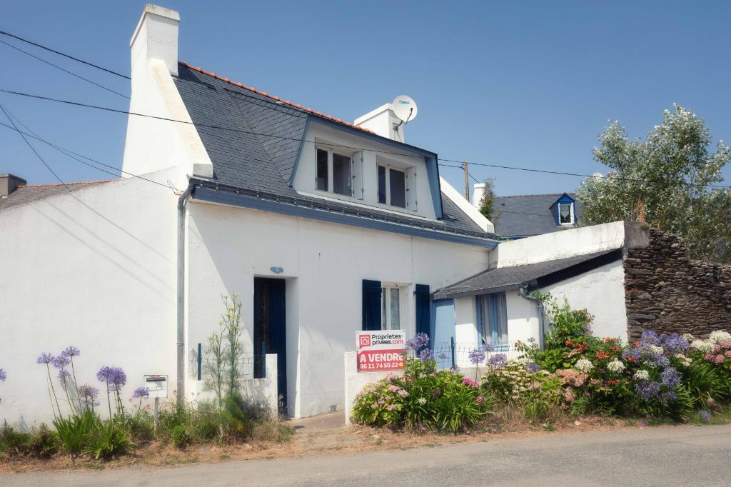 Maison 68m2 Groix Locmaria