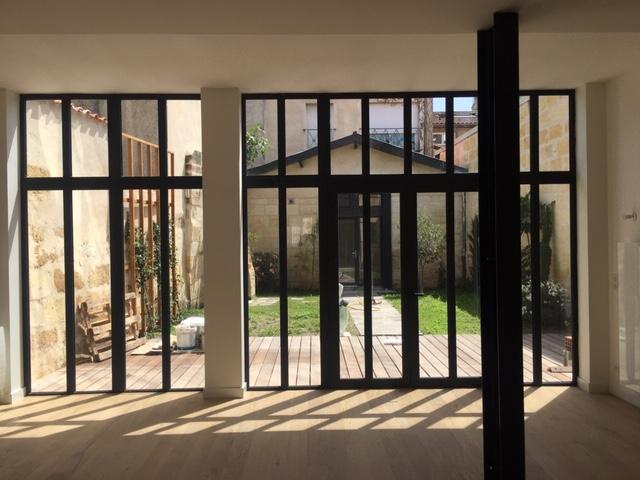 Appartement T5 de 176m2 avec terrasse sur jardin sud privatif
