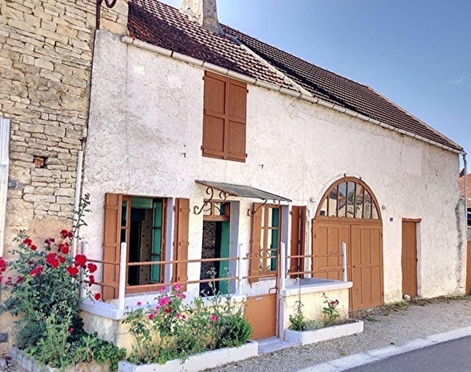 Maison Joux La Ville 59M² + grange