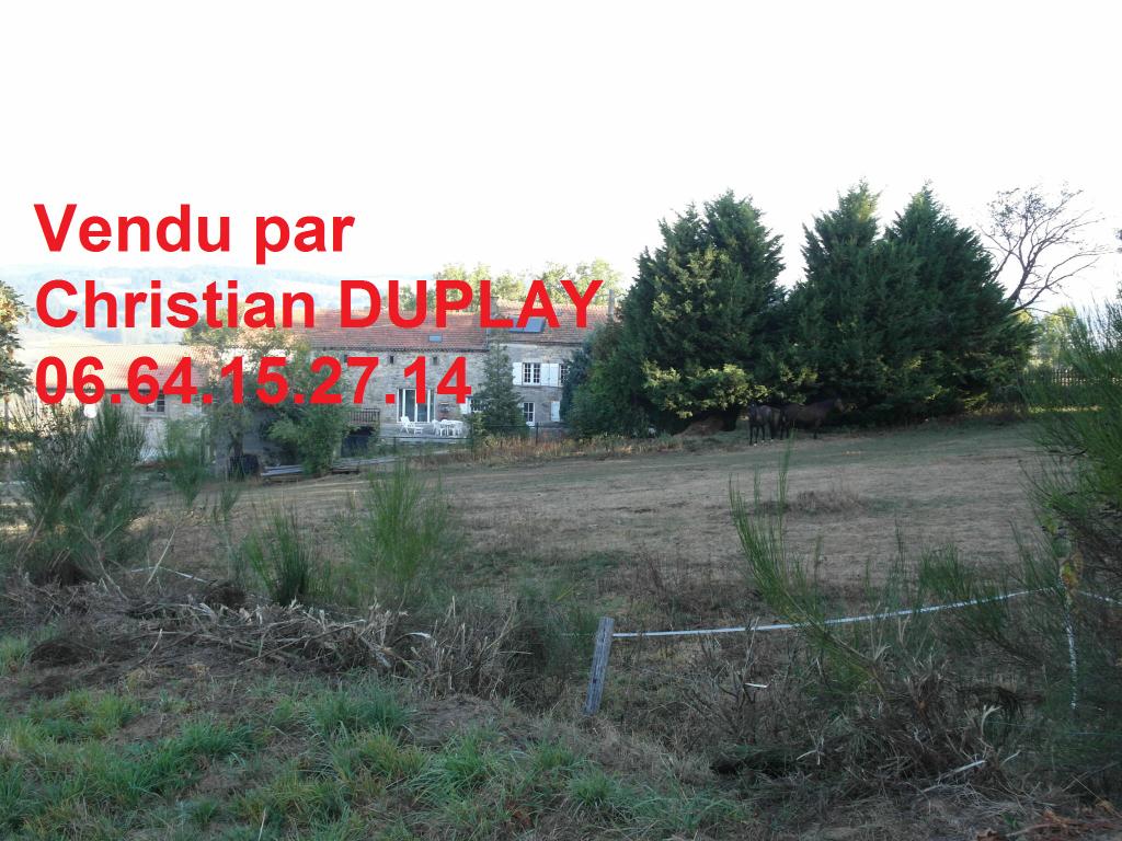 Maison 210 m² 5 chambres sur 1,9 hectare de terrain