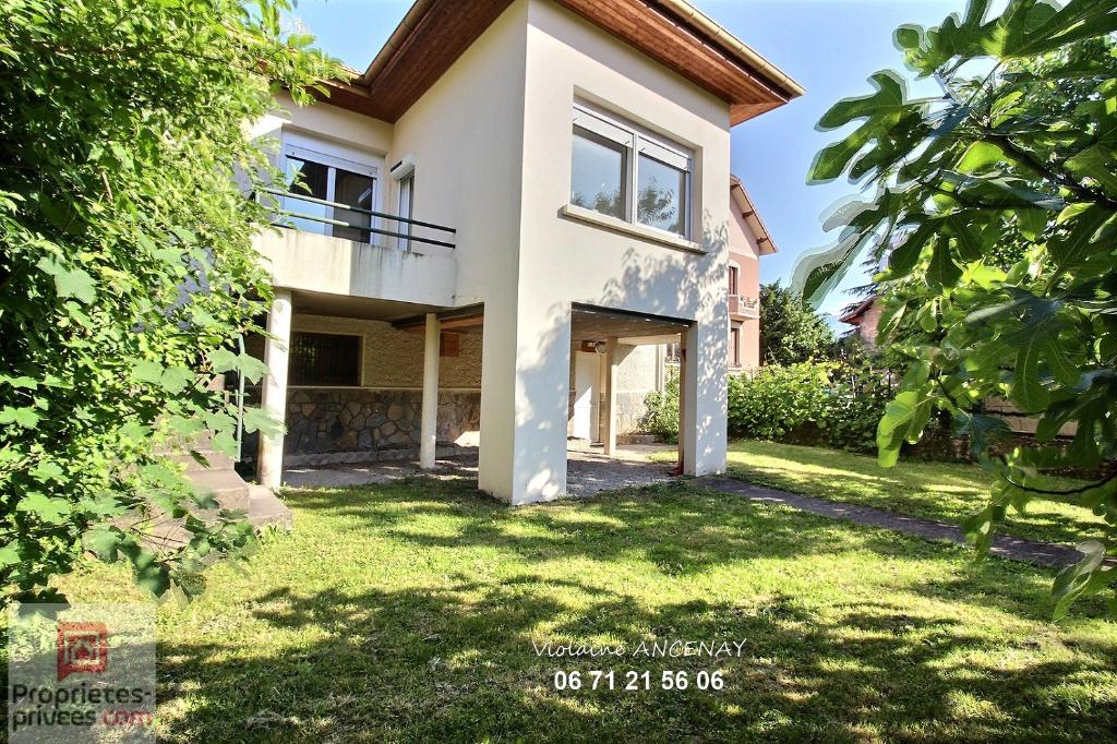 Maison  de ville Chambery 5 pièce(s) 116 m2 avec jardin