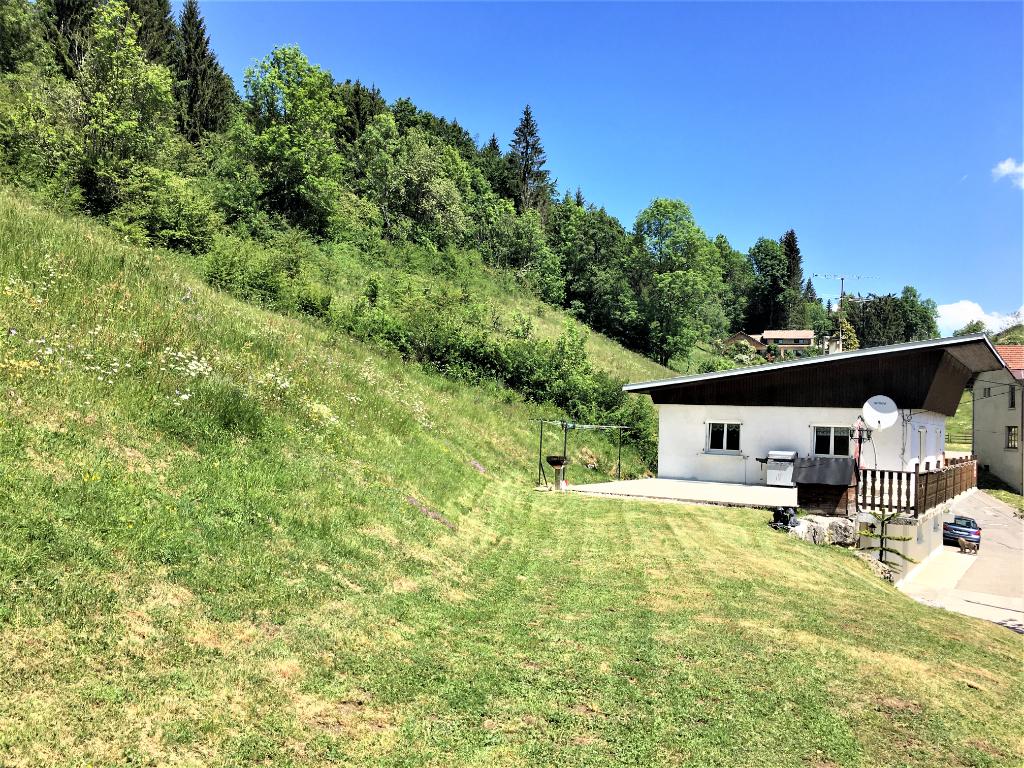 39400 Morbier - Maison 5 pièce(s) 120 m2 + grand garage + terrain
