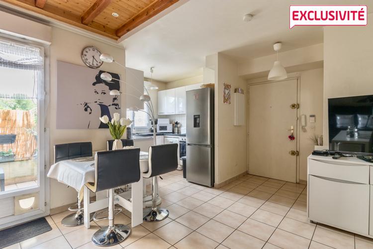 Appartement T4 Duplex- 85m2 - VILLEPINTE (934420)