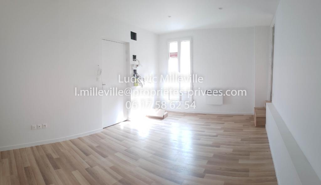Appartement T 2 de 37m² neuf