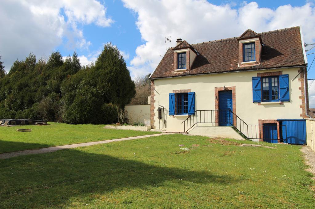 Maison Villeneuve L'archevêque 4 pièce(s) 80 m2