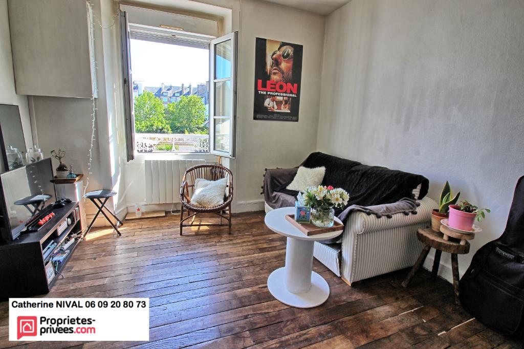 Appartement Rennes 2 pièces 33 m2