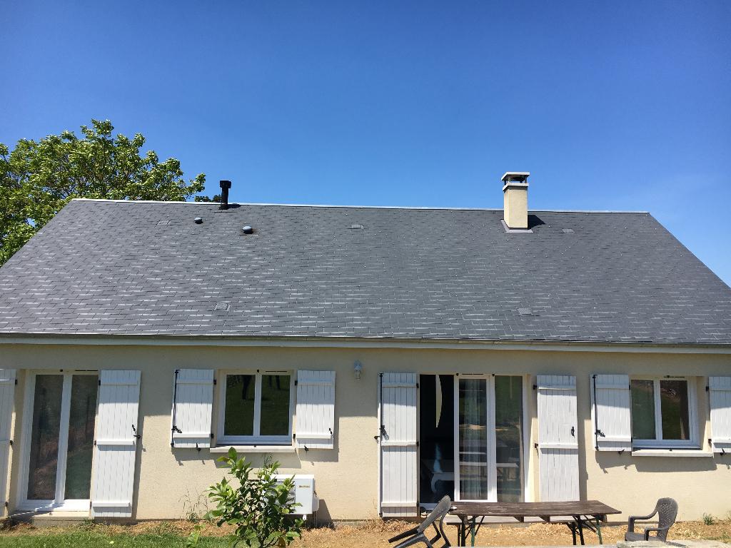 Maison Saint Aubin Le Depeint 5 pièces 80 m2