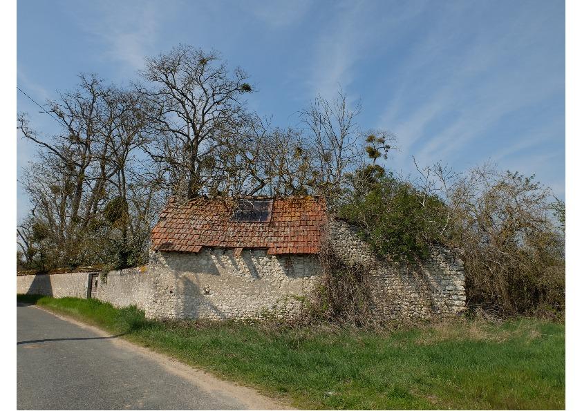 Terrain Mareau-Aux-Prés 1263 m2