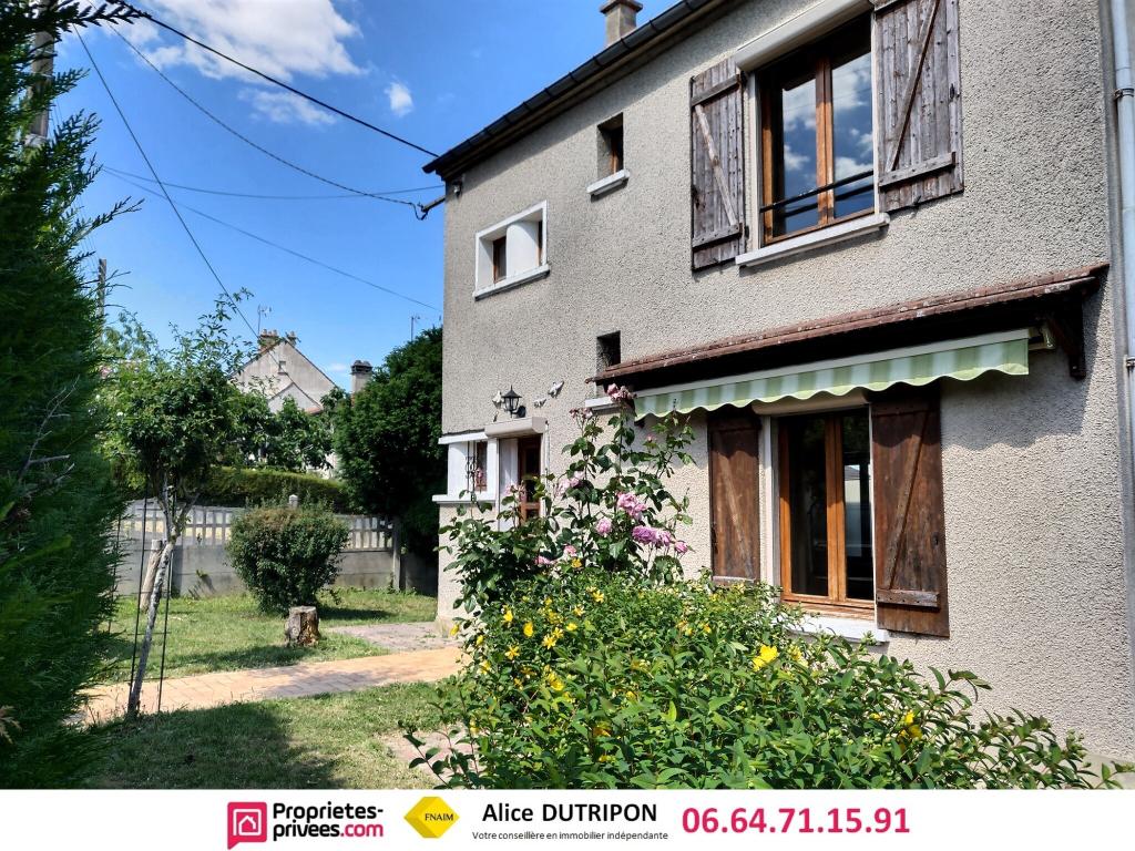 Maison Sézanne 4 pièce(s) 75 m2