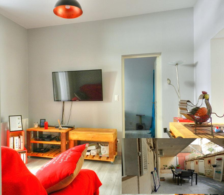 Appartement Decazeville 5 pièce(s) 78 m2 avec terrasse