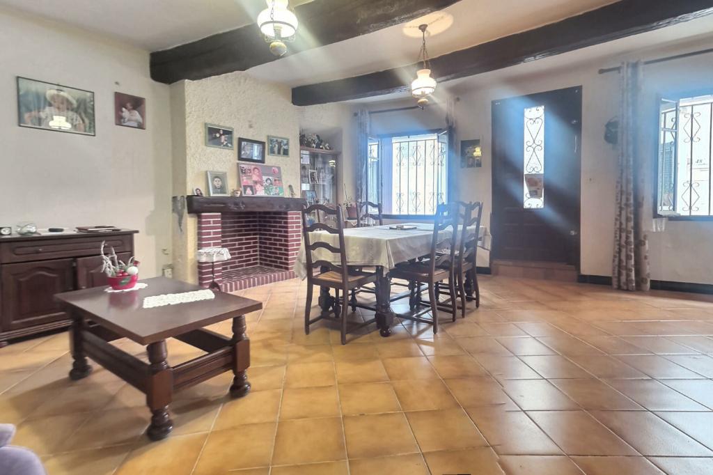 Maison 130 m² avec AGRANDISSEMENT POSSIBLE à Lansargues (34130)