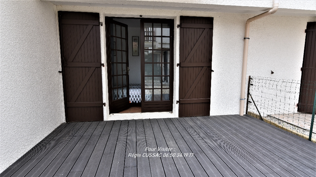 Superbe Appartement en rez-de-jardin à Courseulles Sur Mer