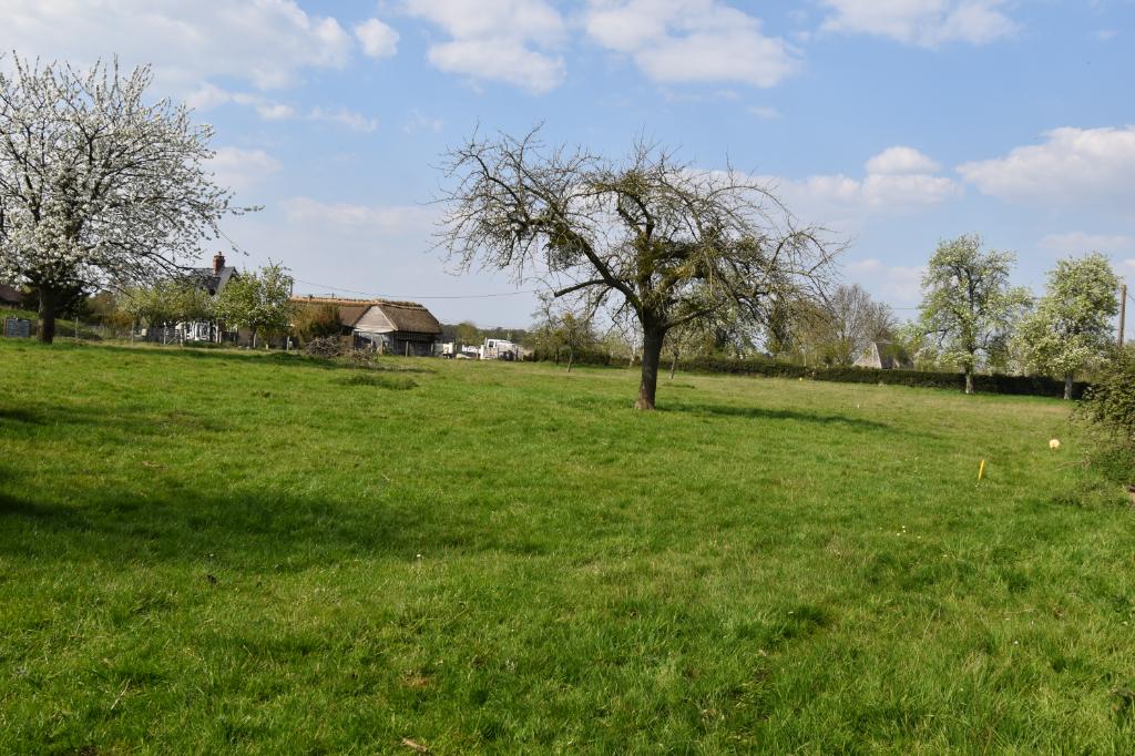 Entre Routot et Bourg Achard - Terrain constructible 3700 m2