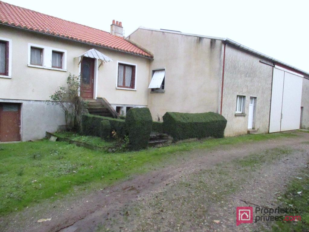 Maison Benassay 6 pièce(s) 111 m2