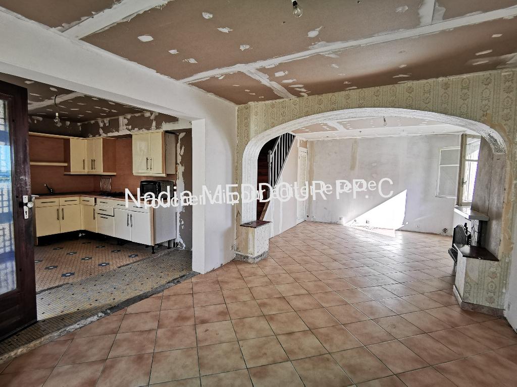Maison à rénover MOULON 5 pièce(s) 118 m2 +dépendance