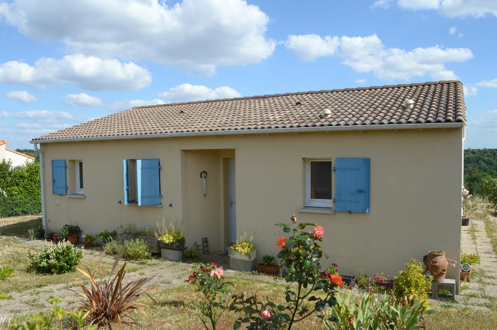 Maison Ste Ouenne 71 m²