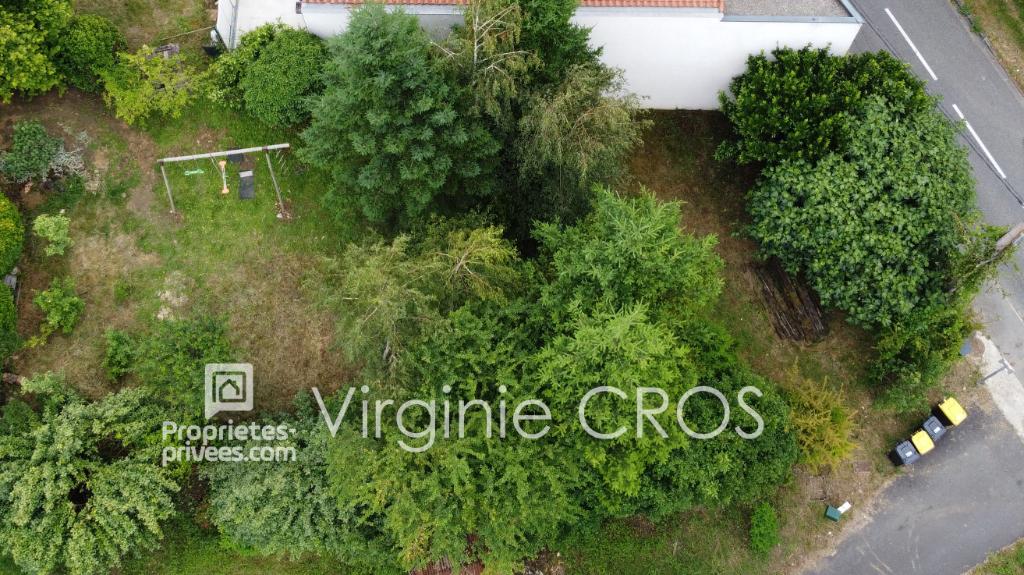 Terrain à bâtir 363 m² Plein centre Montastruc la Conseillère