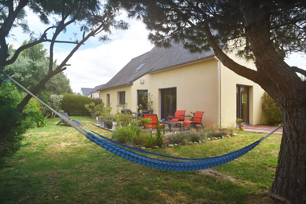 Maison 125m2 entre bourg et plage St-Philibert 56470