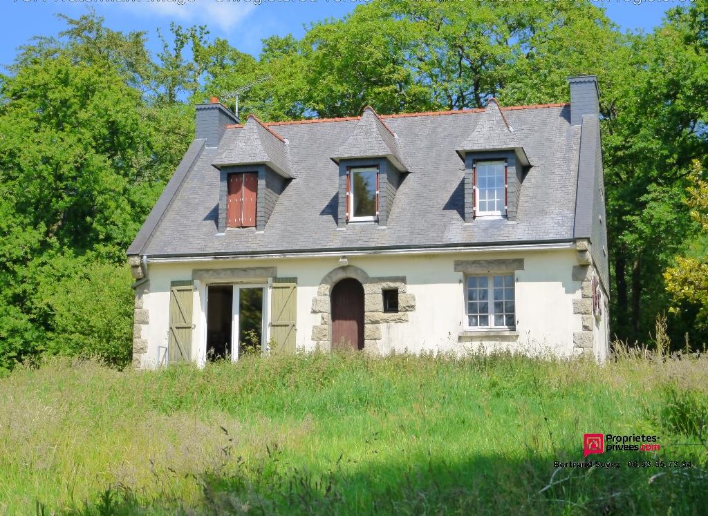 Maison Néo-Bretonne 5 piéces de 110M²