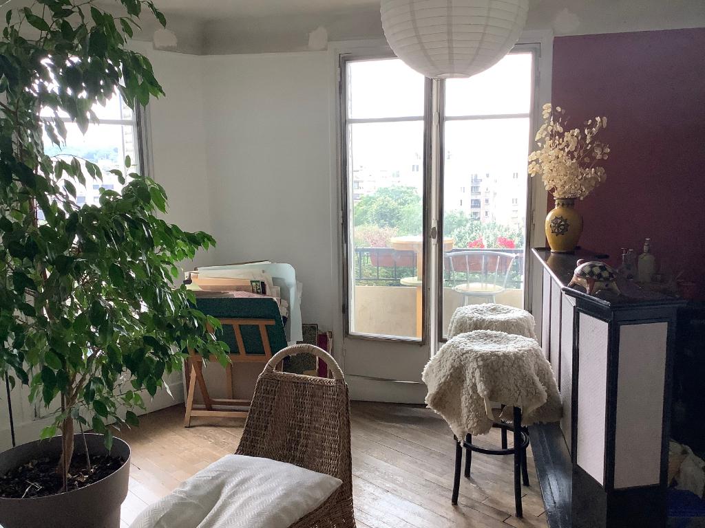 Appartement  de charme à Montreuil 4 pièce(s) 81 m2
