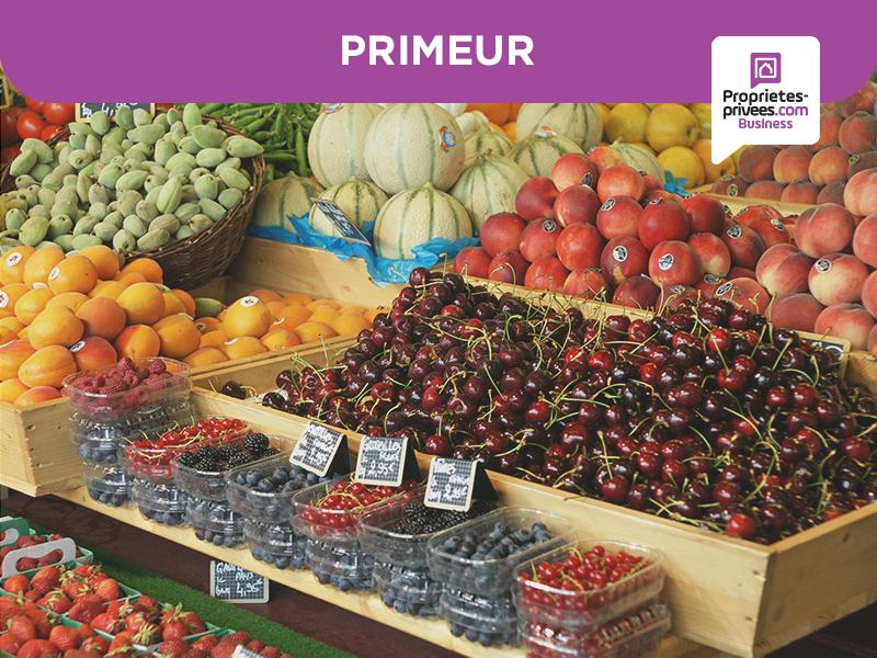 75020 PARIS - Quartier Ménilmontant/ Pixérécourt- PRIMEUR ÉPICERIE ALIMENTATION