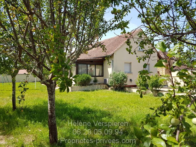 Maison  T8 En Perigord 130 m2 JARDIN DE 831 M2 24170 Siorac