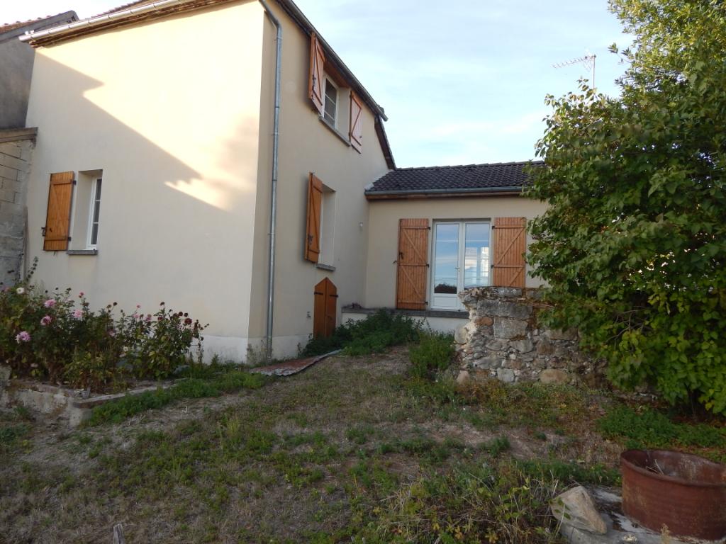 Maison Thorigny Sur Oreuse 3 pièce(s) 65 m2