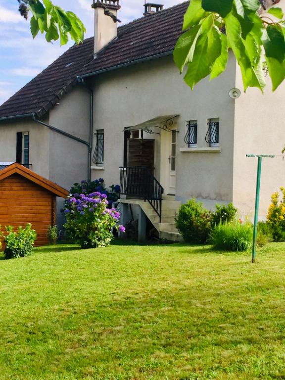 Maison et son jardin à Favars