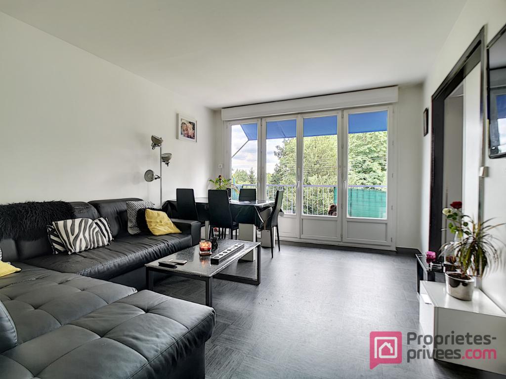 Rantigny 60290 appartement rénové 3 chambres